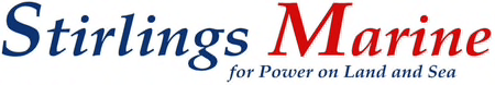 Stirlings Marine logo