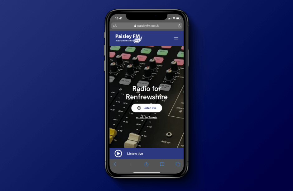 Paisley FM